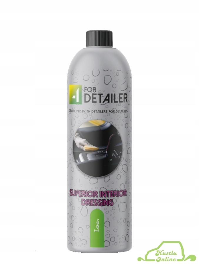 4Detailer Superior Interior Dressing 500ml kokpit