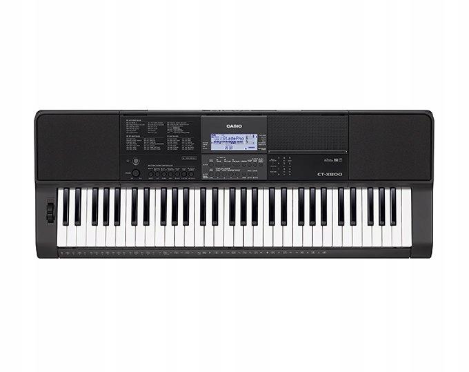 CASIO CT-X800 - Keyboard Gwarancja 5 lata + Instru