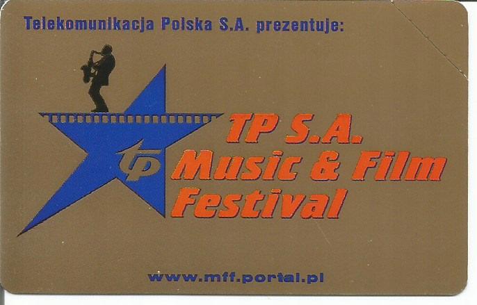 karta Złota TPSA Music&Film - NOWA