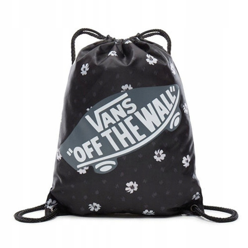 Worek VANS BENCHED BAG Black Abstract VN000SUFYDN1