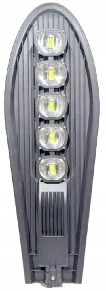 LAMPA ULICZNA GŁOWNIA LATARNIA LED 250W