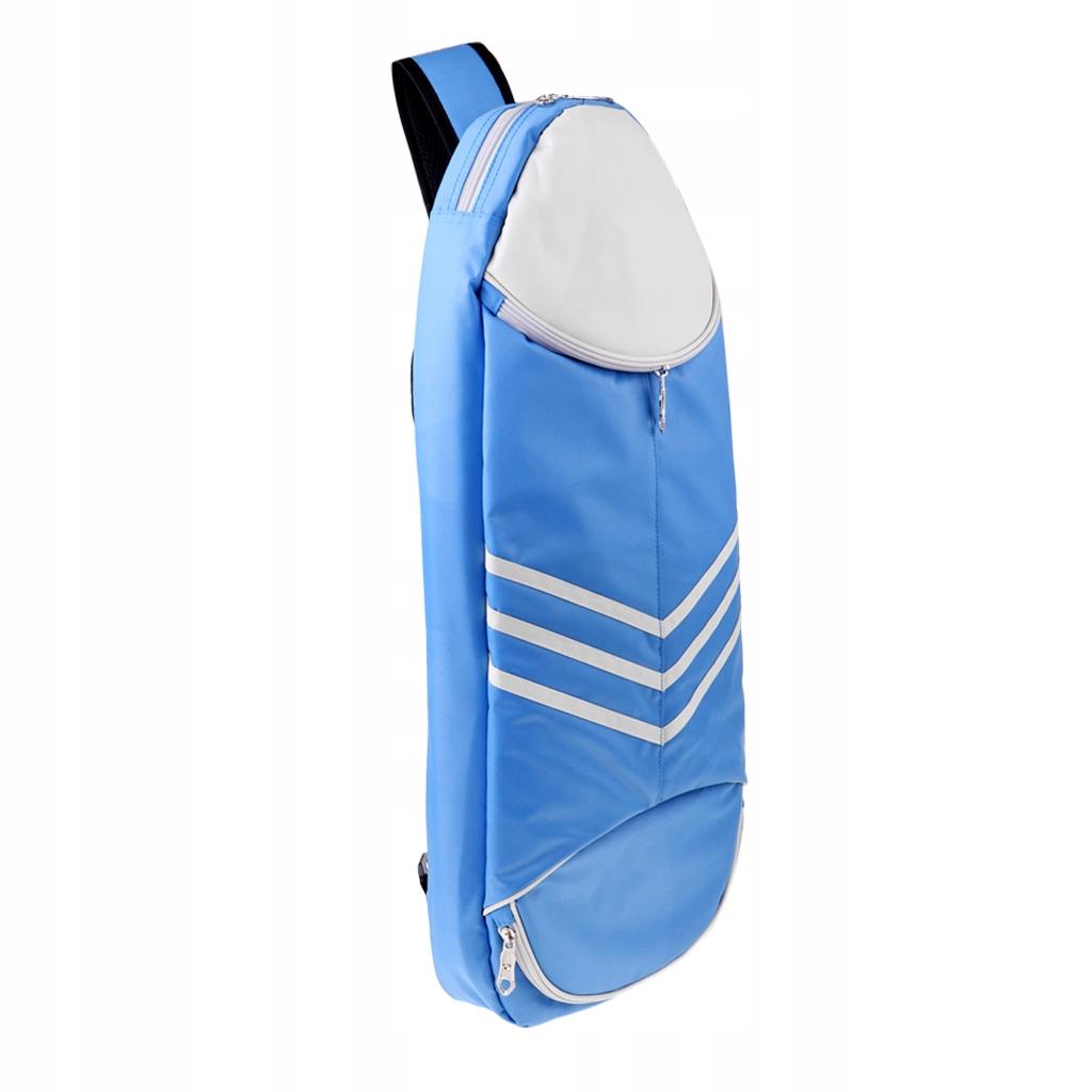 1 sztuka pojedynczej torby na ramię - niebieski