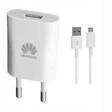 HUAWEI SZYBKA ŁADOWARKA USB 2A +KABEL ORYGINALNA