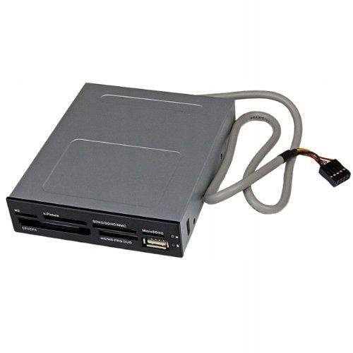 StarTech Wewnętrzny czytnik kart USB 2.0 3,5 cala