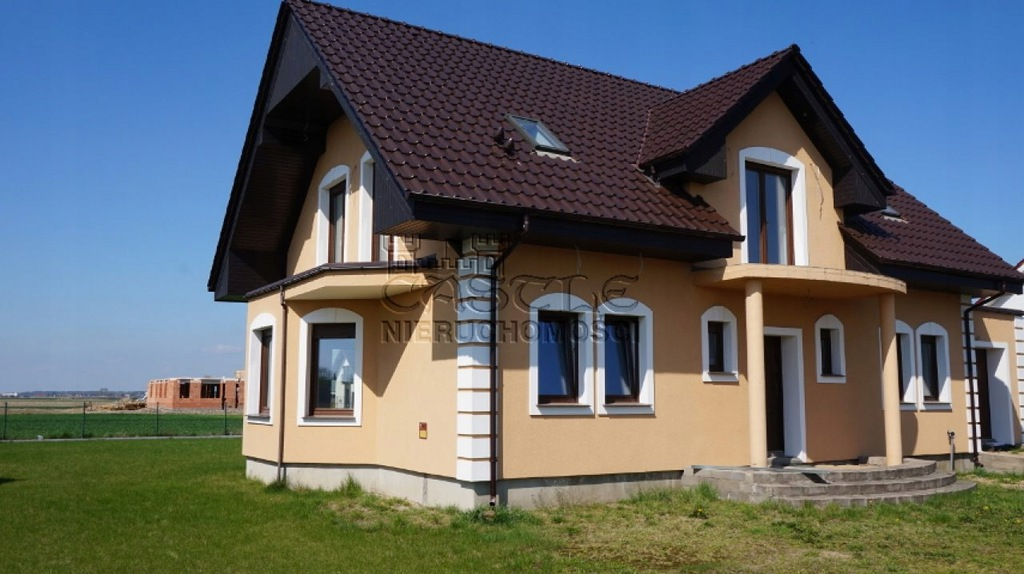 Dom Komorniki, poznański, 262,00 m²