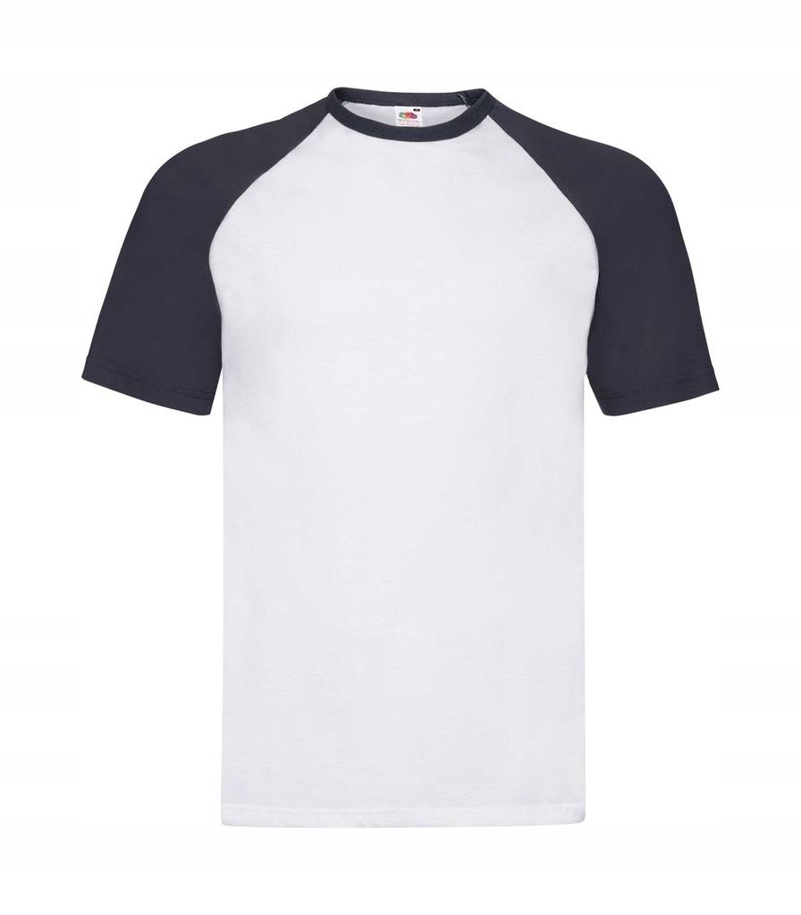 Koszulka 058 FRUIT Valueweight Baseball L