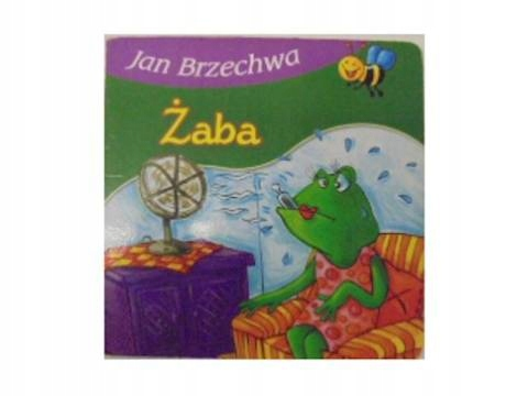 żaba J Brzechwa 7484833017 Oficjalne Archiwum Allegro
