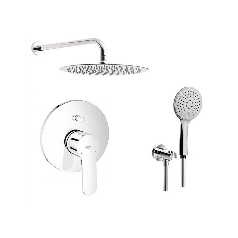 Podtynkowy zestaw prysznicowy z Grohe 29079000