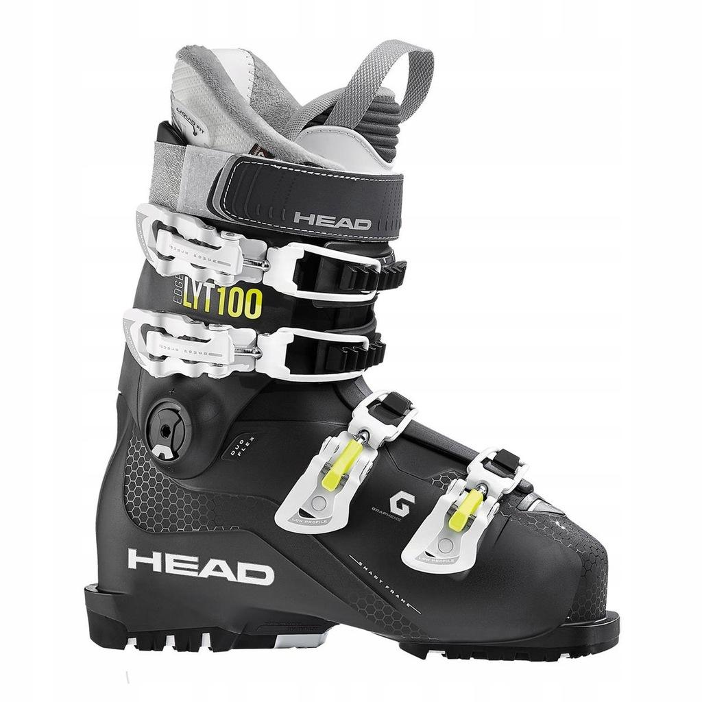 Buty narciarskie Head Edge LYT 100 W Czarny 25/25.