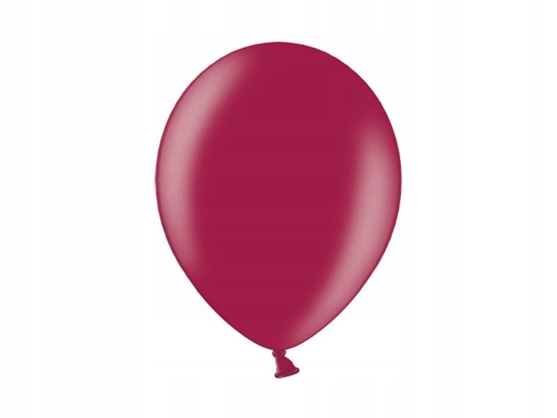 """""""Balony 14'', Metallic Plum (1op=100szt)"""