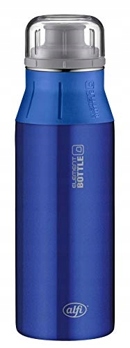 Butelka na wodę 0,6L alfi elementBottle niebieska