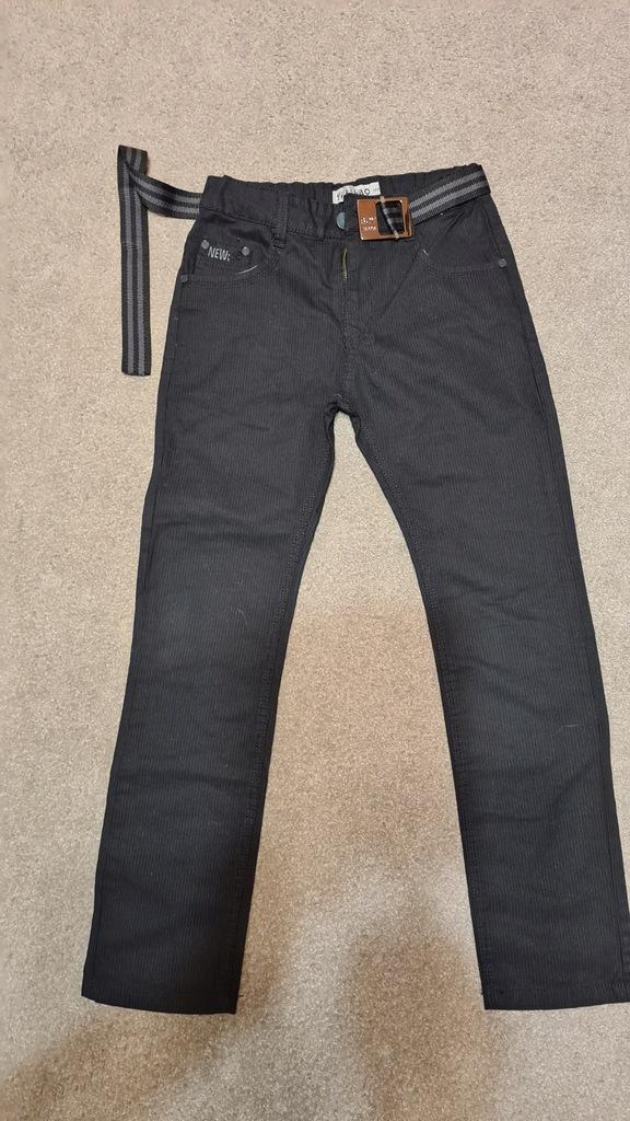 nowe spodnie jeansowe roz. 158