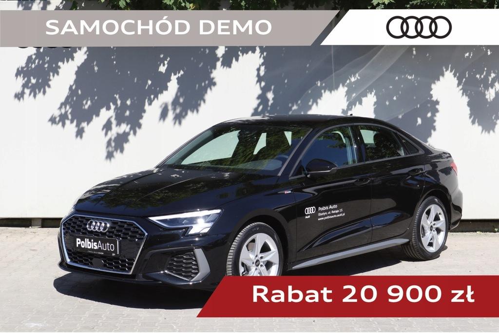 Audi A3 S line 35 TFSI 150KM S tronic *Demo*