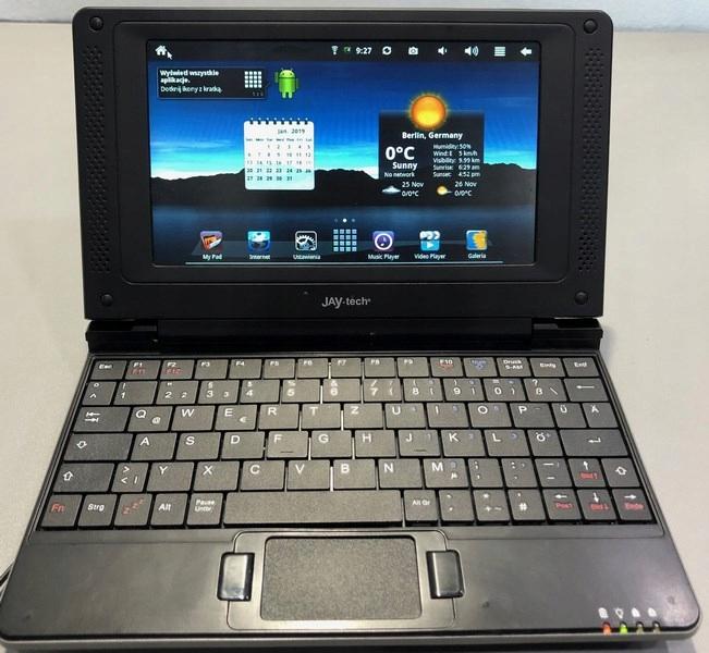 Notebook Jay Tech 9903 Komplet 7789173139 Oficjalne Archiwum Allegro