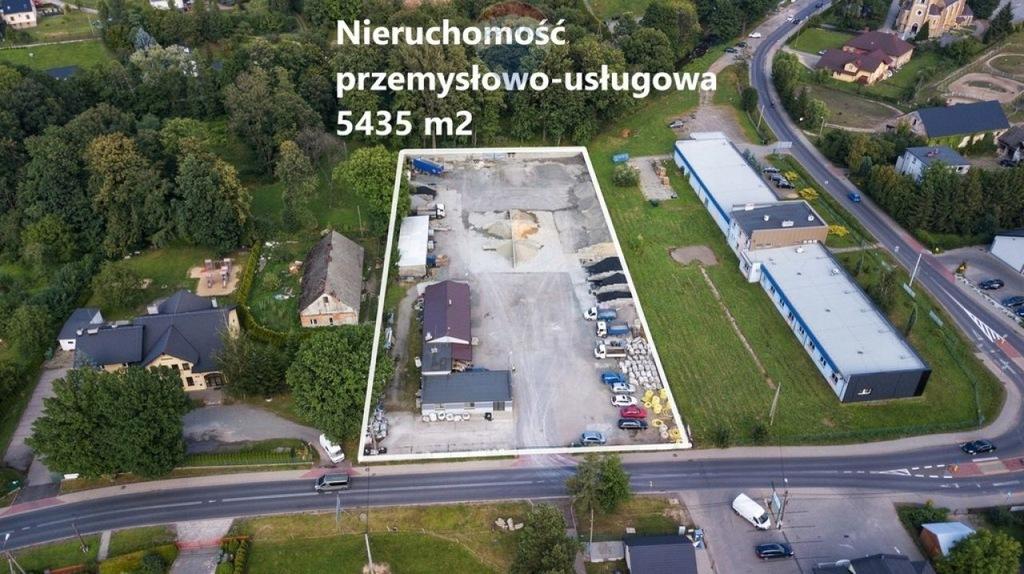 Na wynajem Jasienica, bielski, 5435,00 m²