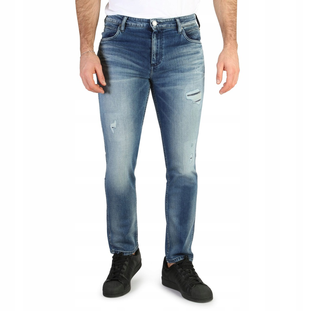 Spodnie męskie dżinsy Calvin Klein-J30J304914_ 32
