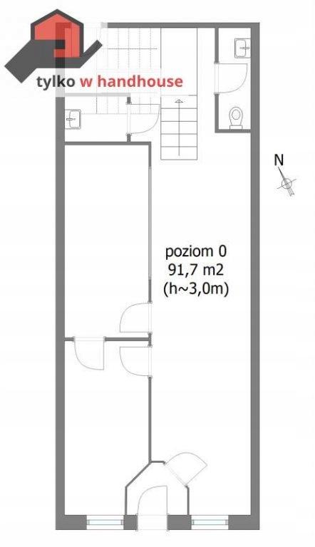 Lokal usługowy, Gdańsk, Śródmieście, 176 m²