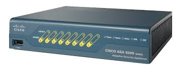 Firewall Router CISCO ASA 5505 512MB FVAT GWAR'212