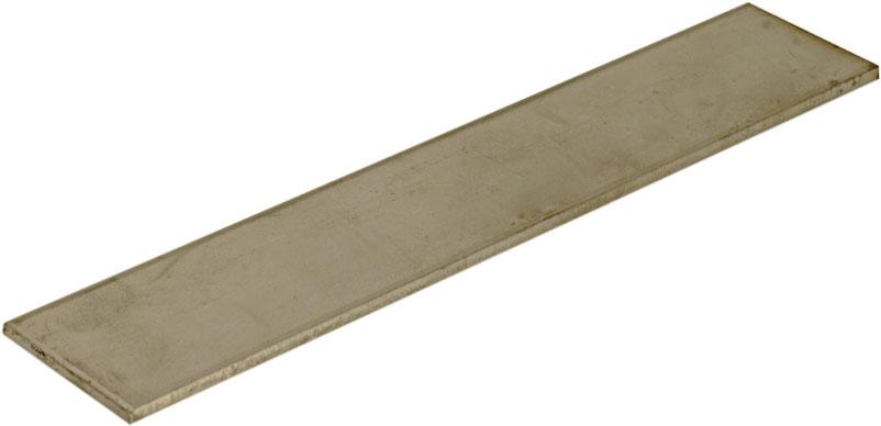 PŁASKOWNIK nierdzewny inox 80x5 - 0,5 m. TANIO