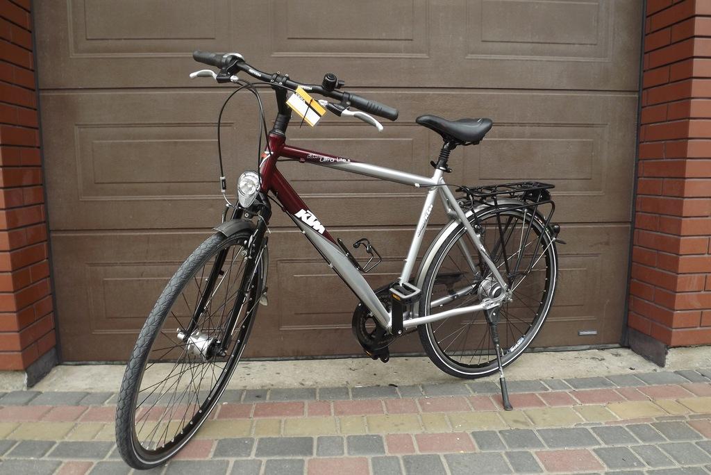 """Rower KTM Ultra Lite_28""""_Nexus"""