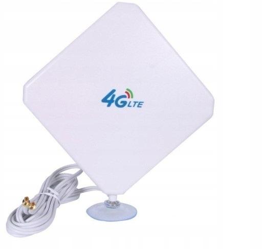 ANTENA 35dBi DUAL MIMO 4G LTE CRC9