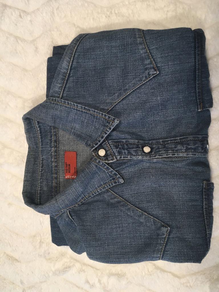 Koszula jeans Levi's rozmiar M niebieska