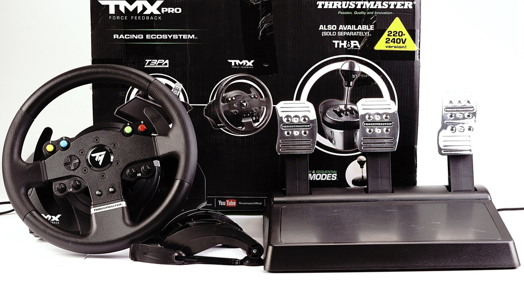 Thrustmaster TMX PRO FFB kierownica Xbox One PC