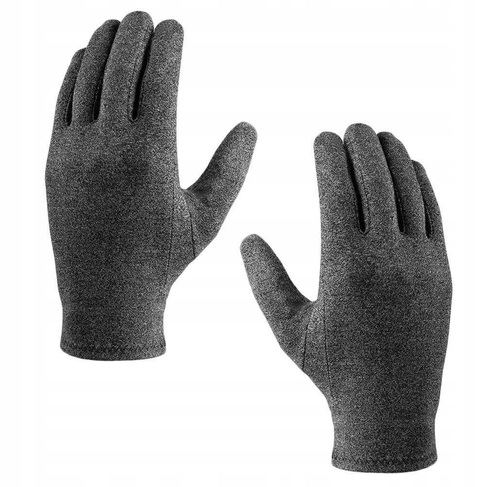 1 para rękawic zimowych na zewnątrz Ciepłe antypoś