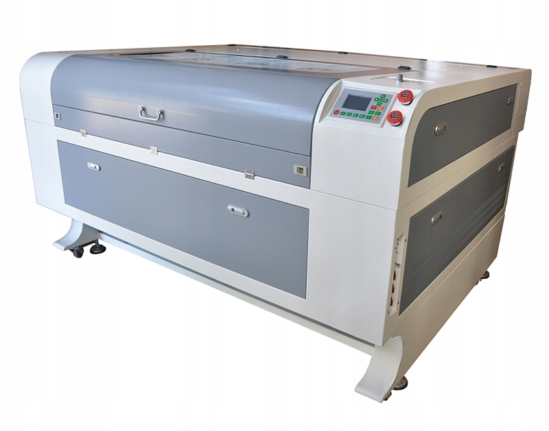 Ploter laserowy grawerka laser CO2 90x130cm 130W