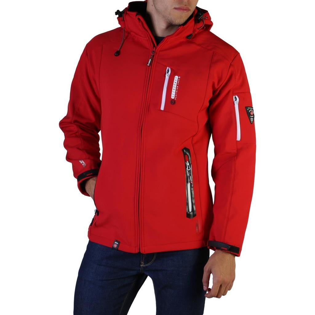 Geographical Norway kurtka męska czerwony S