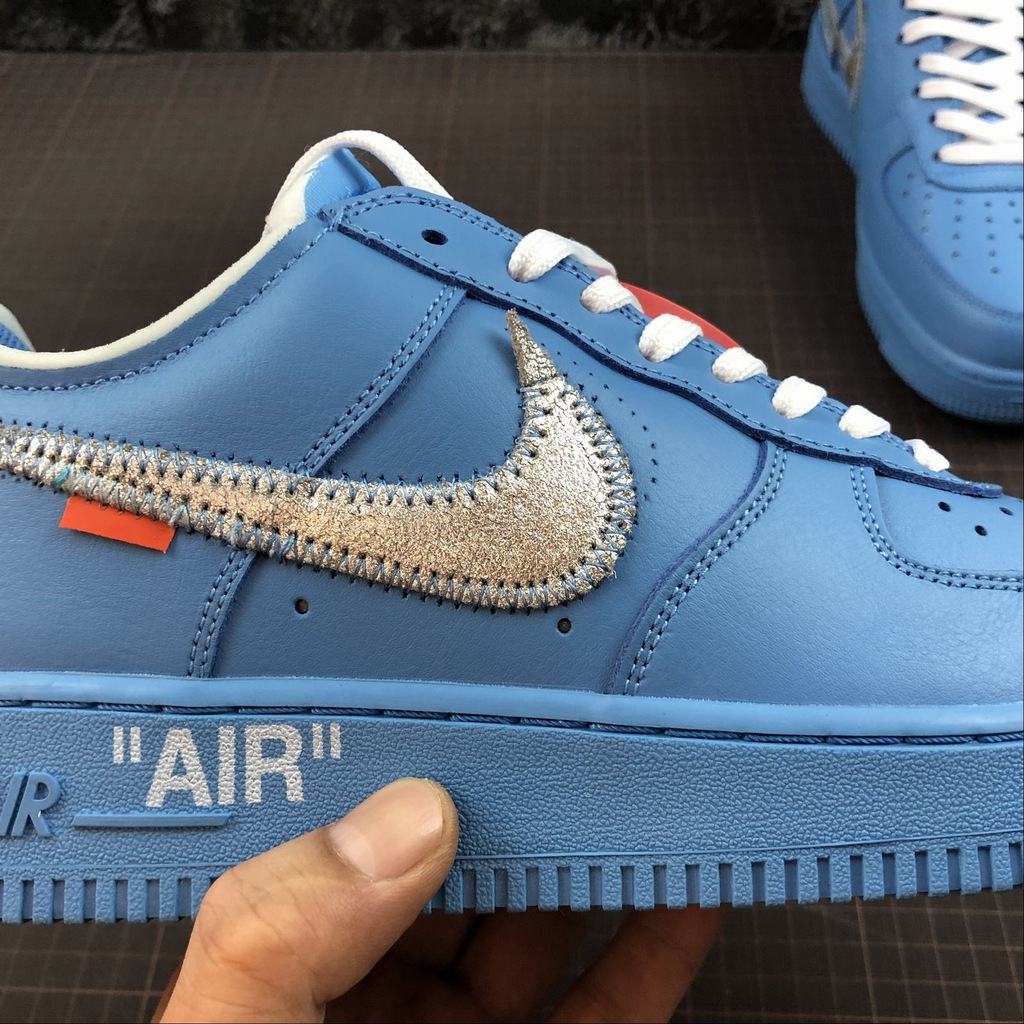 NOWOŚĆ OFF WHITE x NIKE AIR FORCE 1 LOW MCA r. 38