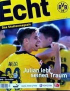 Borussia Dortmund - Darmstadt 98 Bundesliga 2015