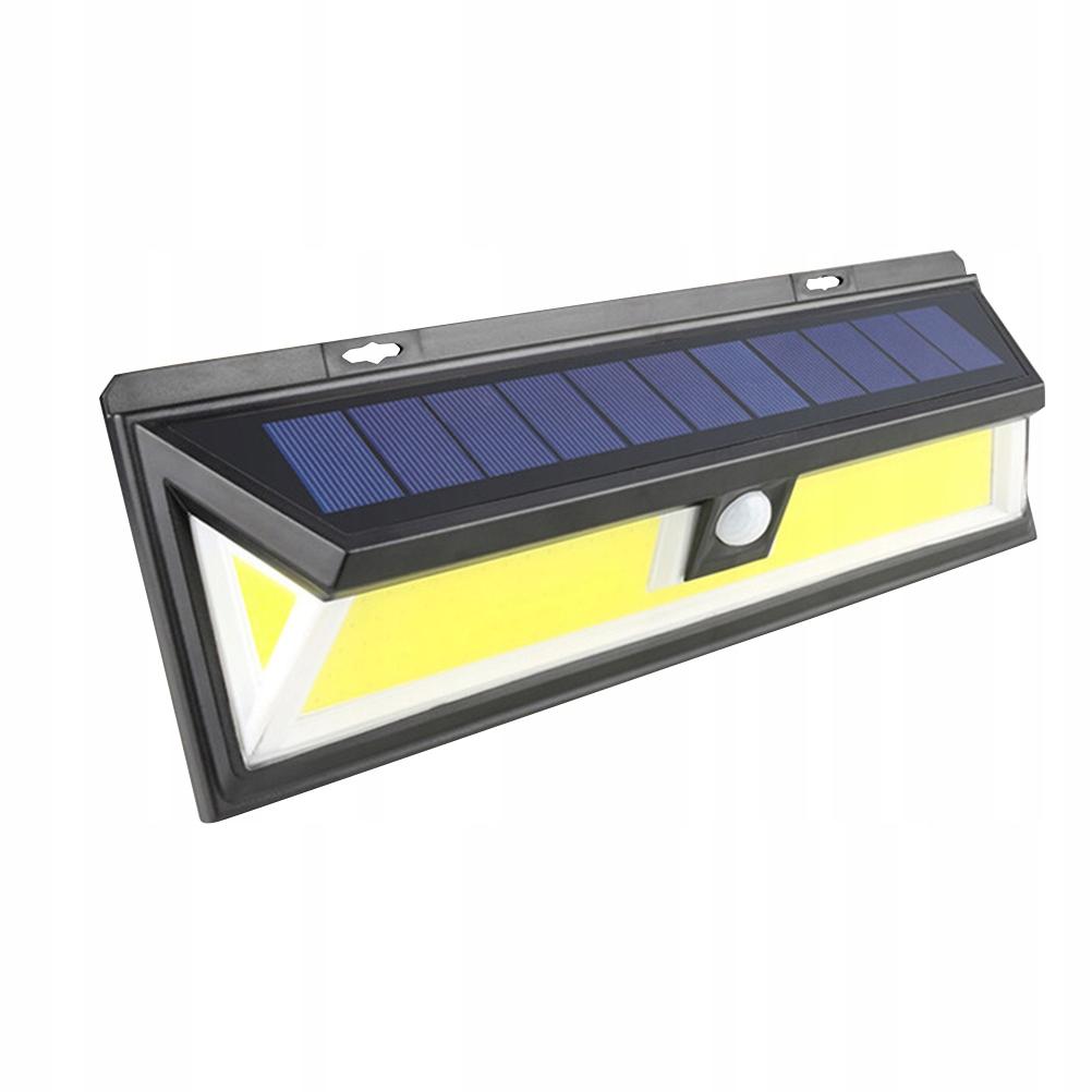 180 COB Solar Lights Zewnętrzny czujnik ruchu Kink