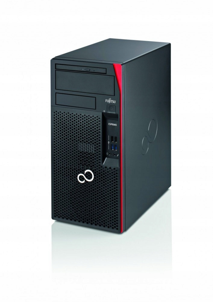 Fujitsu Komputer Esprimo P558/Win10P i3-8100/8GB/S