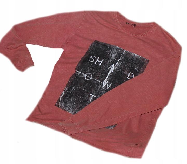 Koszula BIG STAR + T-shirt szary