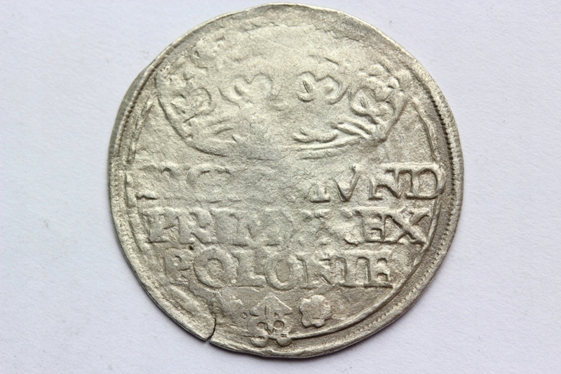 GROSZ POLSKA 1529 - ZYGMUNT I STARY - STAN 3
