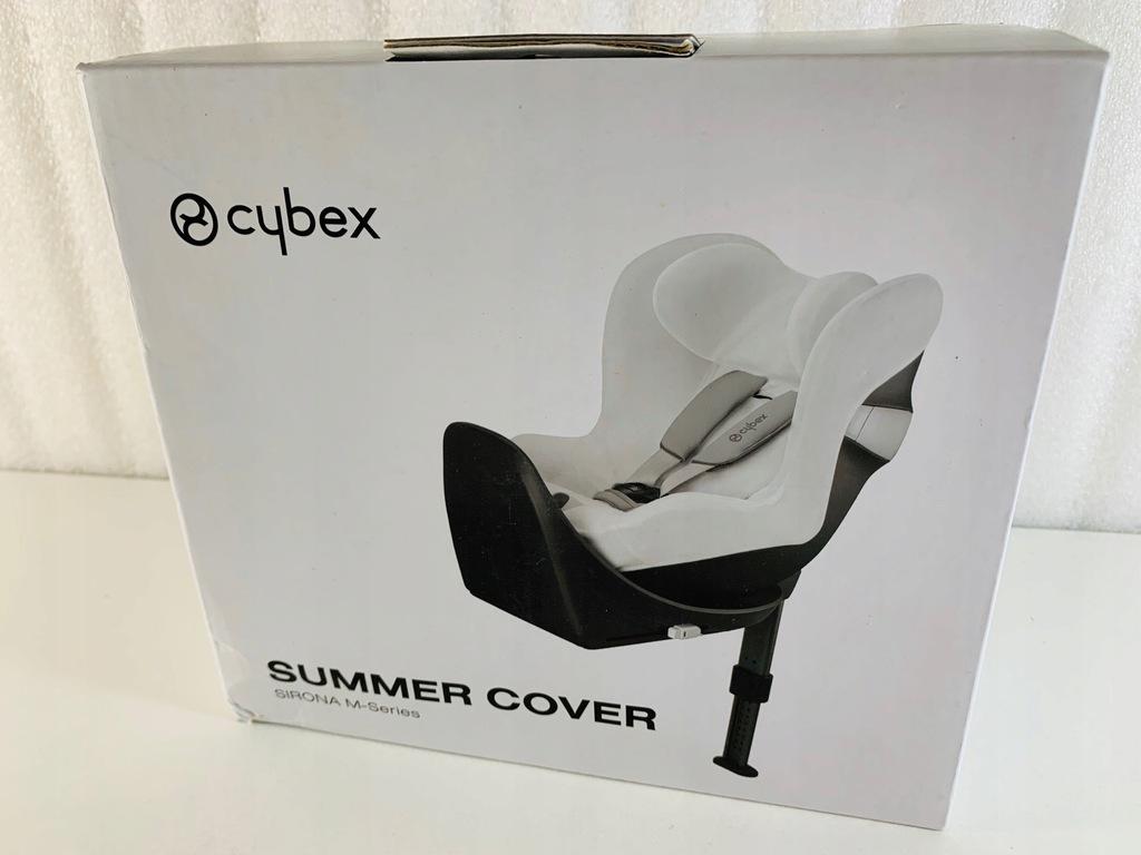 CYBEX Letni Pokrowiec na fotelik Sirona M - Series