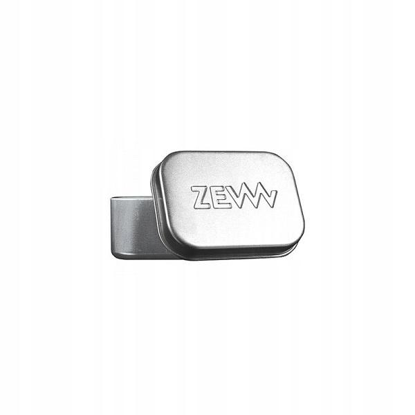 Zew For Men Mydelniczka z blachy aluminiowej