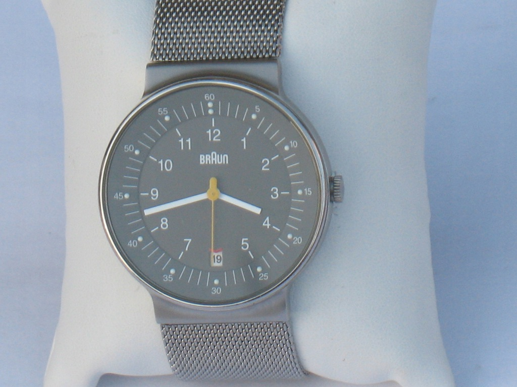 Zegarek Braun BN0082GYSLMHG - Zobacz!