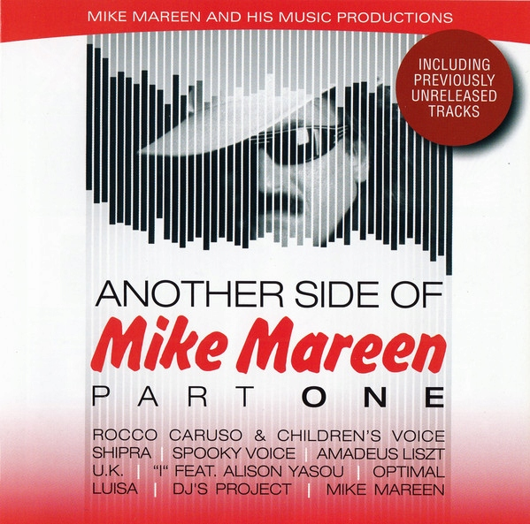 Another Side Of Mike Mareen Part One 2019 SKŁ. CD