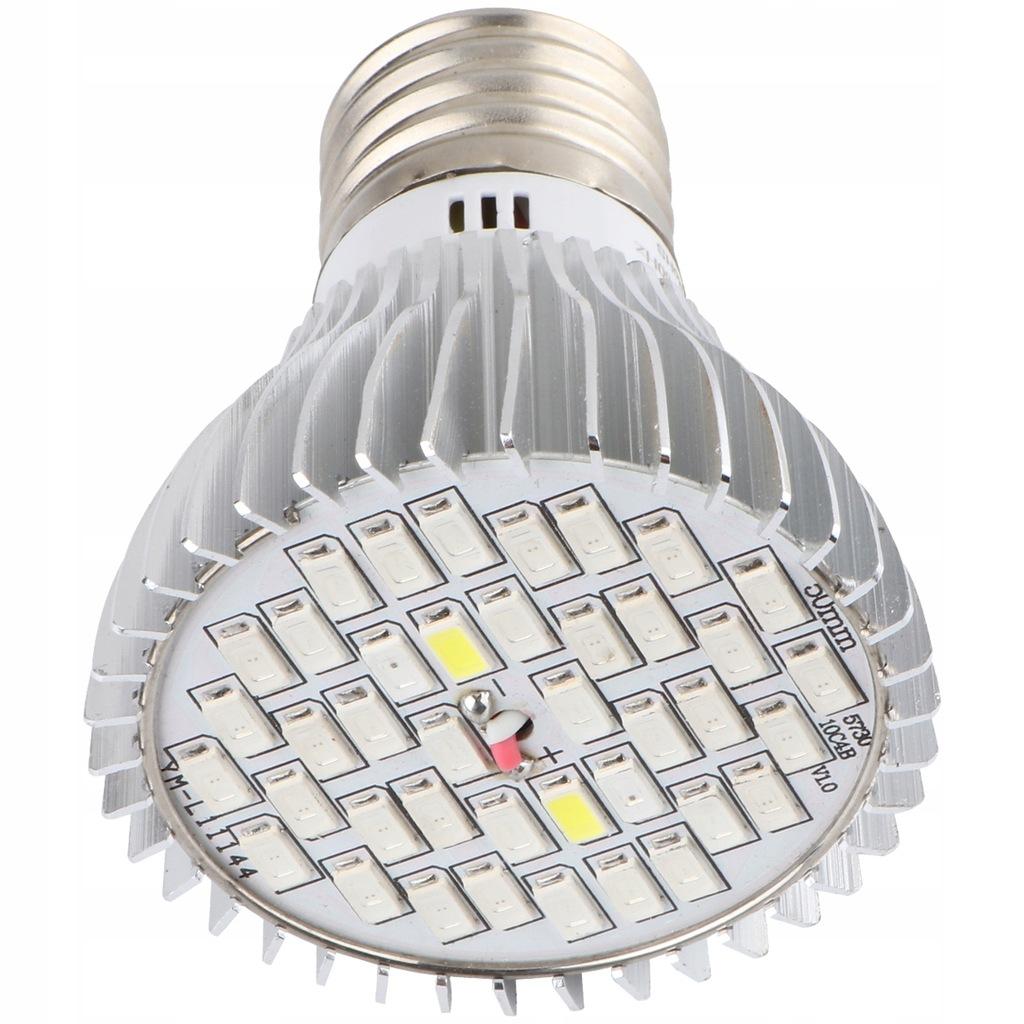 1 PC Żarówka LED do wzrostu roślin Pełna spektrum