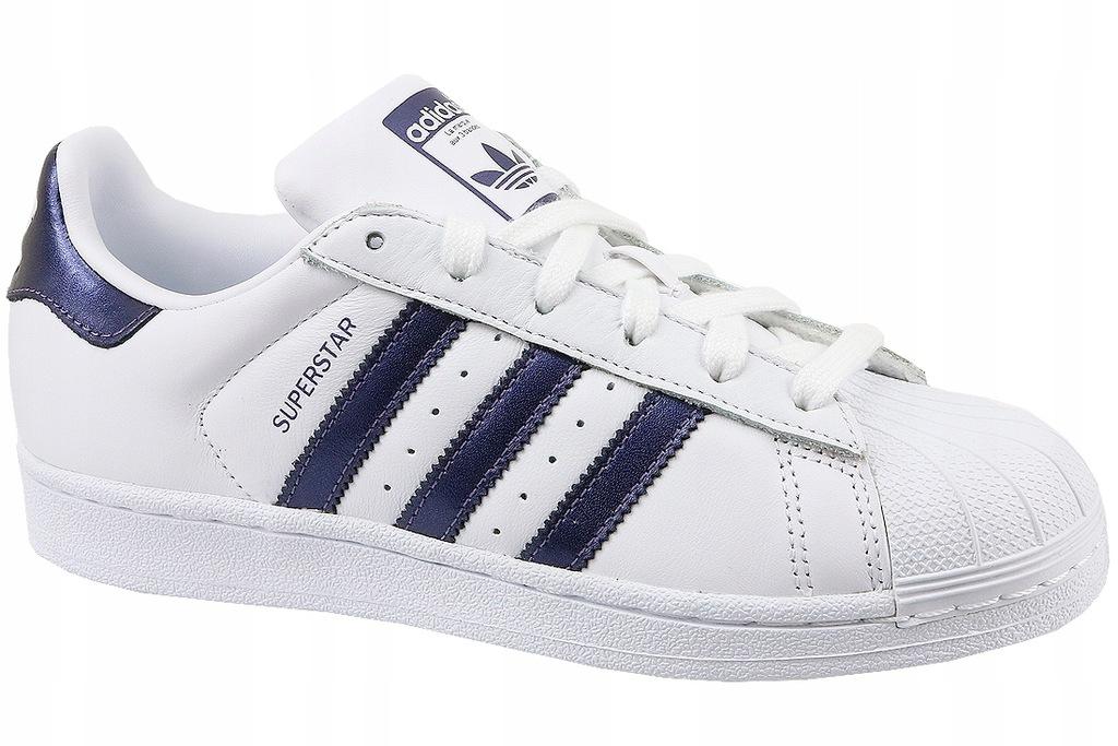 Damskie buty adidas Superstar EG2918 białe