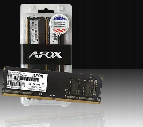 AFOX DDR4 2X16GB 3000MHZ MICRON CHIP CL16 XMP2 AFL