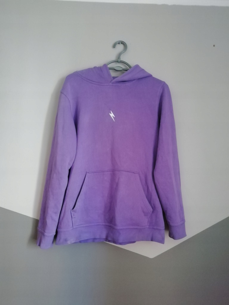 bluza milka fioletowa męska 199
