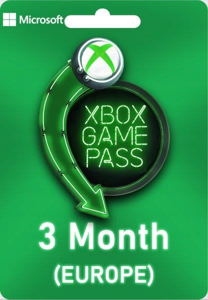 Xbox Live Gold 90 dni + Game Pass 90 dni ULTIMATE