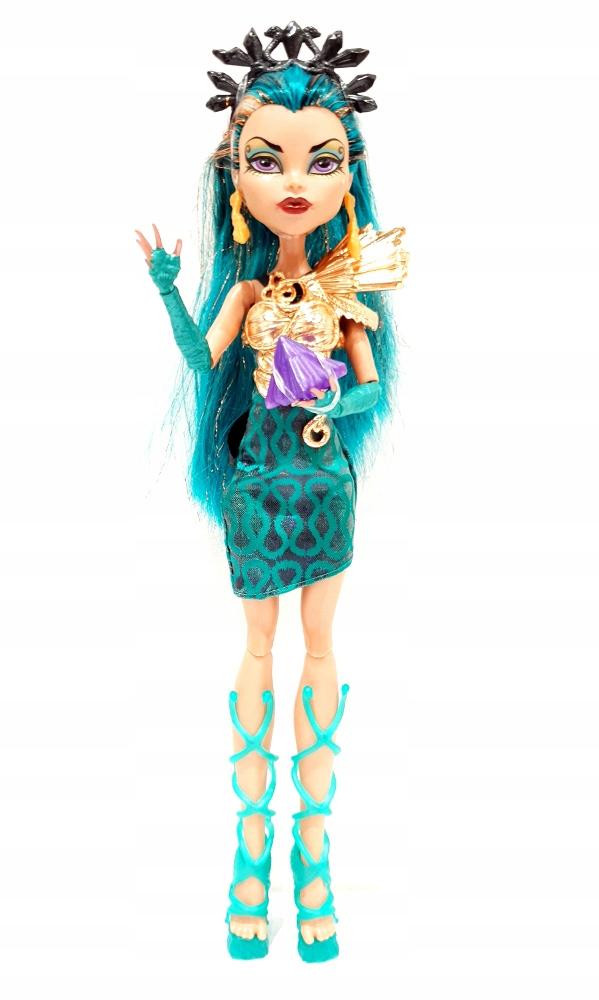 384 Monster High Boo York Nefera De Nile Lalka 7950449863 Oficjalne Archiwum Allegro