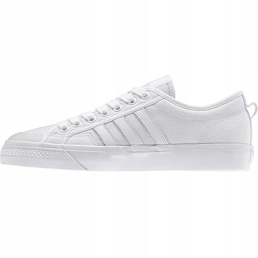 Buty adidas Originals Nizza BZ0496 BIAŁY; 40 23