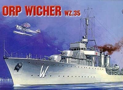 ORP Wicher WZ.35