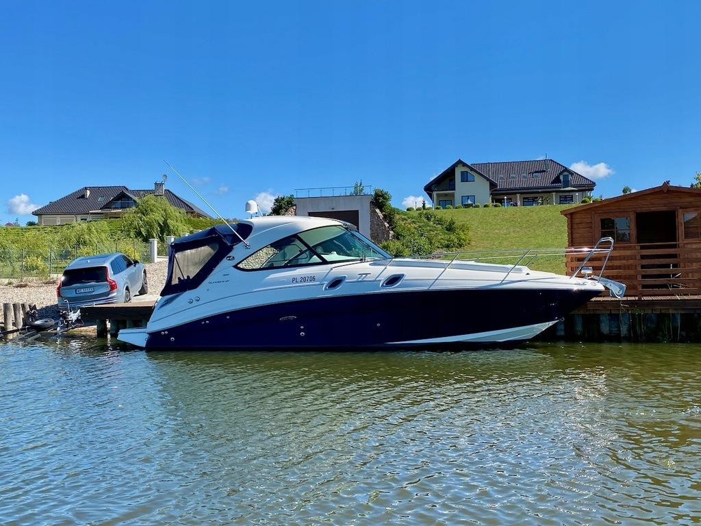 Jacht Sea Ray Sundancer 305 2xMercruiser 520KM