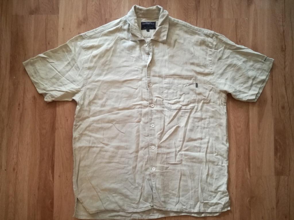Koszula męska COTTONFIELD rozm. XL-XXL